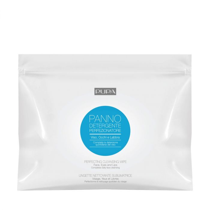 Pupa Perfecting Cleansing Wipe