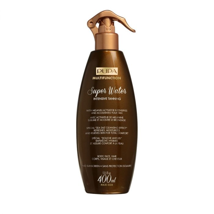 Pupa Super Water Intensive Tanning