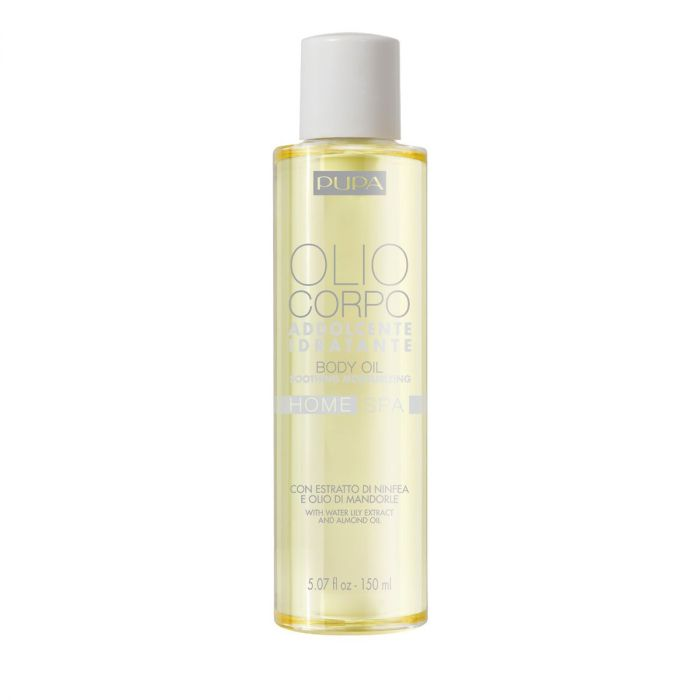 Pupa Body Oil Soothing Moisturizing