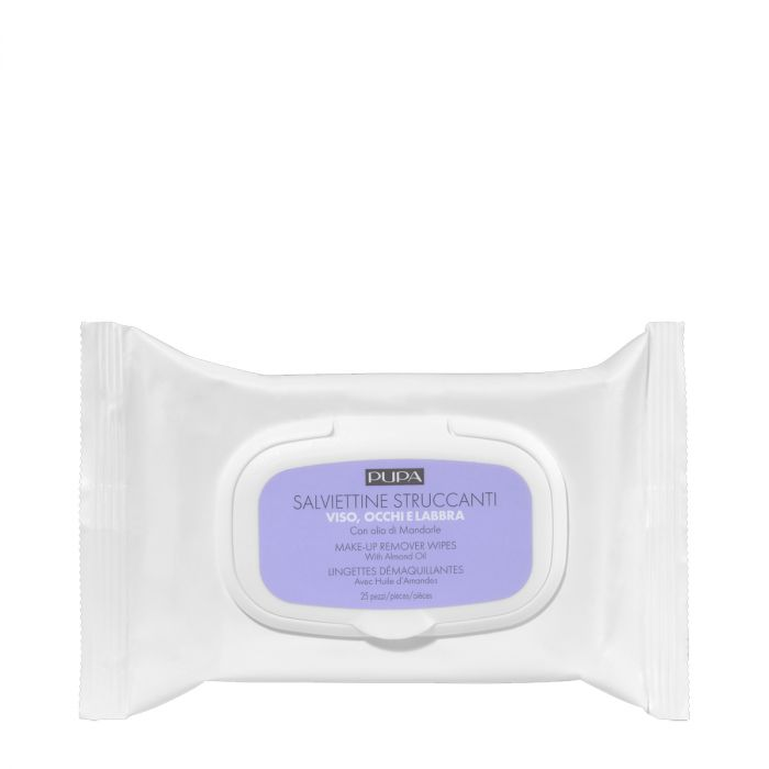 Pupa Make-Up Removal Wipes