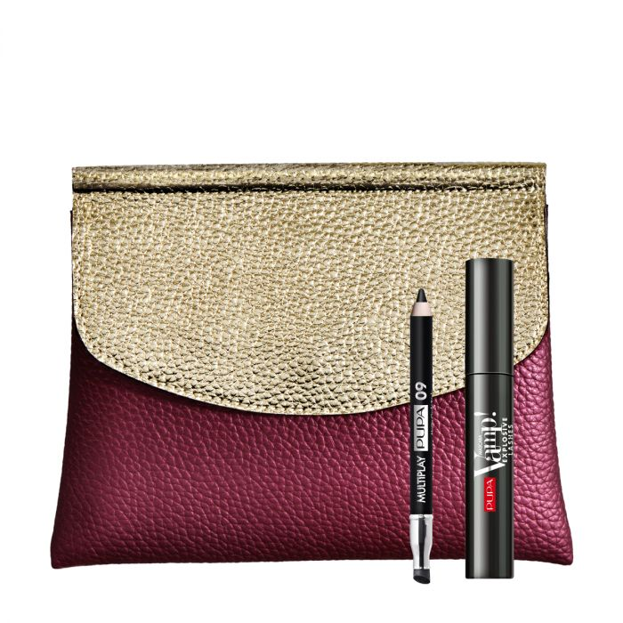 Pupa Kit Vamp! Mascara Explosive Lashes Multiplay Special Size 2018