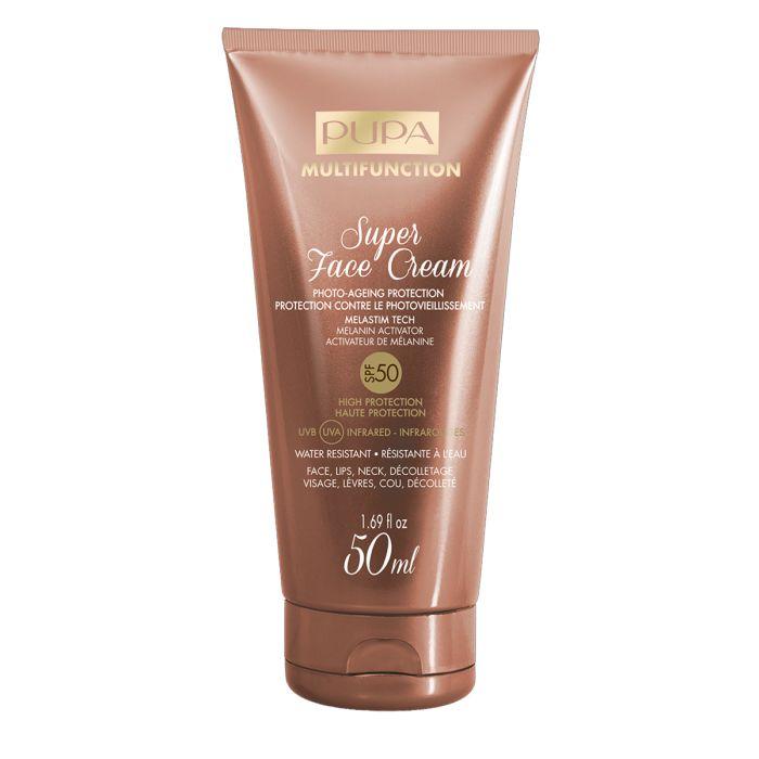 Pupa Super Face Cream Spf 50 - 50 Ml