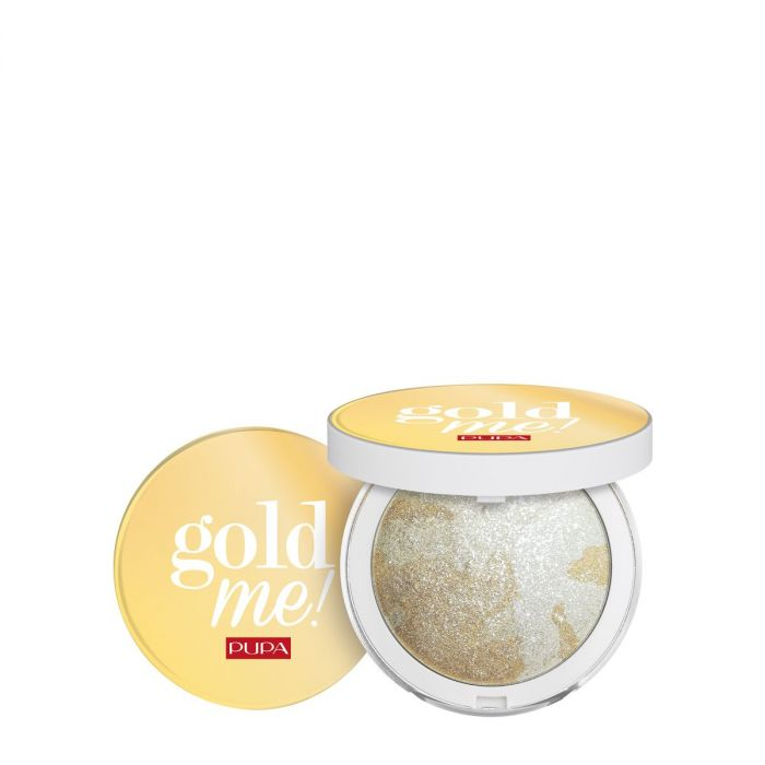Pupa Gold Me! Trio Frost Highlighter