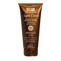 Pupa Super Cream Intensive Tanning